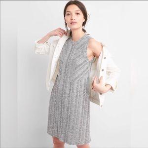 GAP softspun ribbed sleeveless panel dress Size M